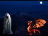 Крепость Газмбурк Дракон в подземелье и дух девушки в белом
