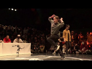 The House Dance Project vs KAZANE erika【JUSTE DEBOUT JAPAN 2017】HOUSE FINAL