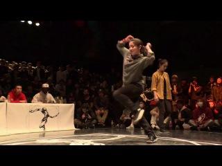 The House Dance Project vs KAZANE + erika【JUSTE DEBOUT JAPAN 2017】HOUSE FINAL
