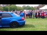 Subaru Impreza WRX STi Sound Compilation (Antilag, Launch, Revs)