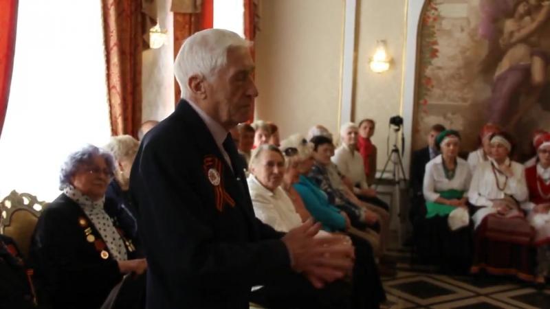 КЦСОН г. Саратова и Управление по делам ЗАГС Саратовской области провели танцевальный марафон в честь Дня Победы