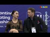 Four Continents Championships 2017. Ladies - SP. Gabrielle DALEMAN