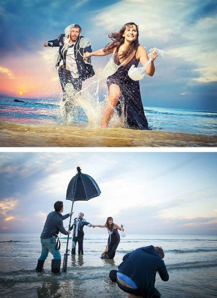 Как научиться фотографировать профессионально и при этом иметь кучу заказов на съемку свадеб, юбилеев и других торжеств? - ответ на сайте 8 Долгих лет