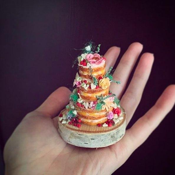 Миниатюры свадебных тортов от Рейчел (5 фото). Сайт свадебного ведущего, Павла Июльского. Заказать ведущего на праздник: +7(937)-727-25-75 и +7(937)-555-20-20