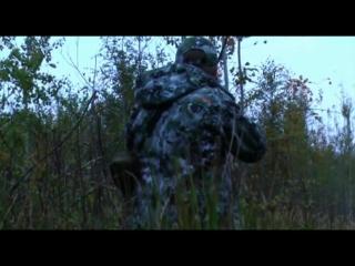 Охота с луком на оленя и кабана.