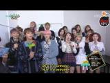 Sub Español 170224 Music Bank Waiting Room Interview - BTS