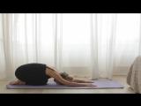 ТОП-5 упражнений для плоского живота от Веры Брежневой