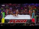 WWE QTV[RAW 07.13.2009]Six Divas[Summer Spectacular]Kelly Kelly Gail Kim  Mickie James vs Maryse , Rosa Mendes Alicia Fox]