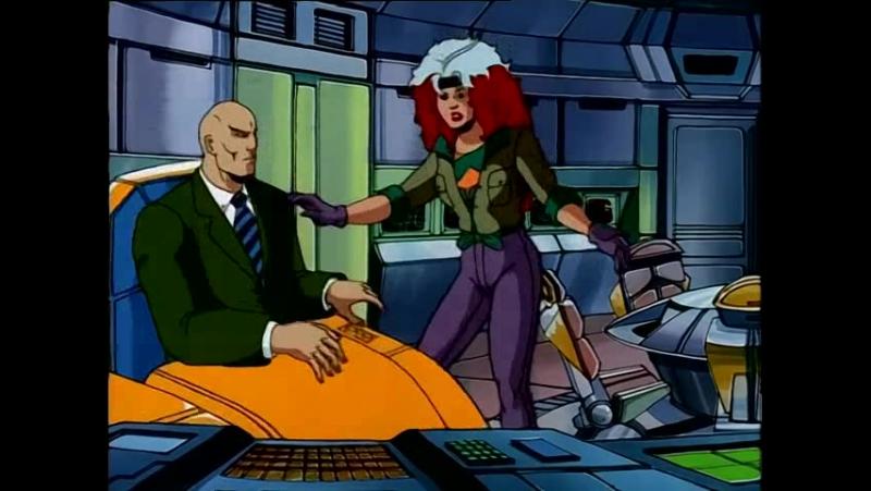 Люди Икс (4 сезон .14 серия) 1992