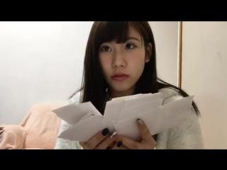 20170208 Showroom Ishida Yuumi