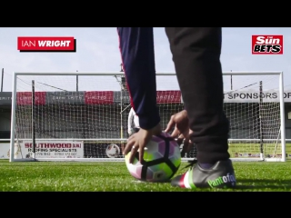 Иан Райт против Уэйна Шоу vk.com/uefa_fans