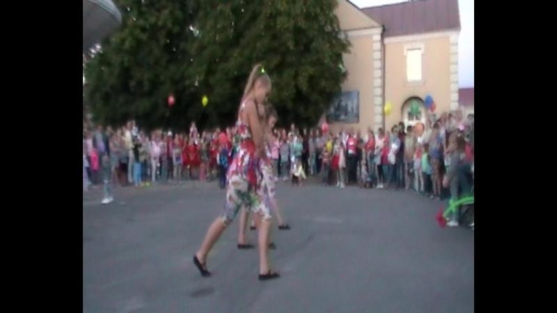 Диво -- День Незалежності 2016 Граалівці вітають Володимирець