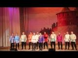 Дальняя дорожка. Мужская группа ансамбля песни и танца имени Леванова