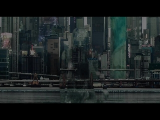 Ghost In The Shell (2017) - Tokyo