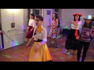 ArmenyCASA Челябинск| Мастер-класс, Мексиканская вечеринка 23.12.2016