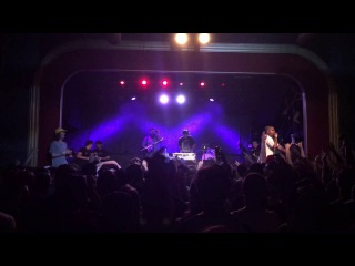 Azizi Gibson - Dj Khaled 6/2/16 live in Portland Oregon @ Hawthorne Theater