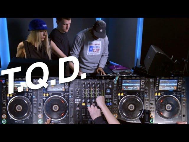 T Q D - DJsounds Show 2016 - NXS2 set!