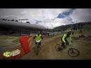 24h Downhill Race The Night 2016 - Rennstrecke hautnah