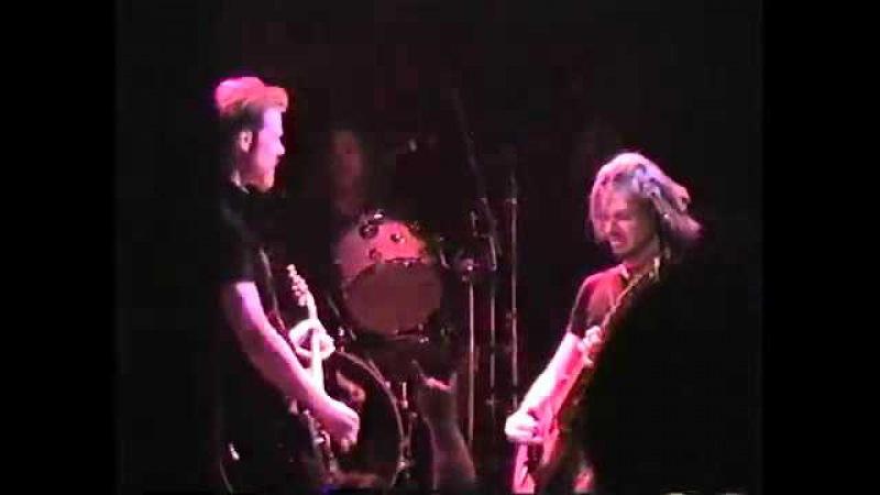 C.O.C. w/James Hetfield - (The Fenix) Seattle,Wa Seven Days 5.21.97