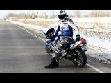 Ещё в строю3 t -3*C 200 км/ч 12/11/2016 Kawasaki ZZ-R600 г.Ганцевичи
