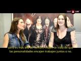 Nightwish - interview with Floor Jansen