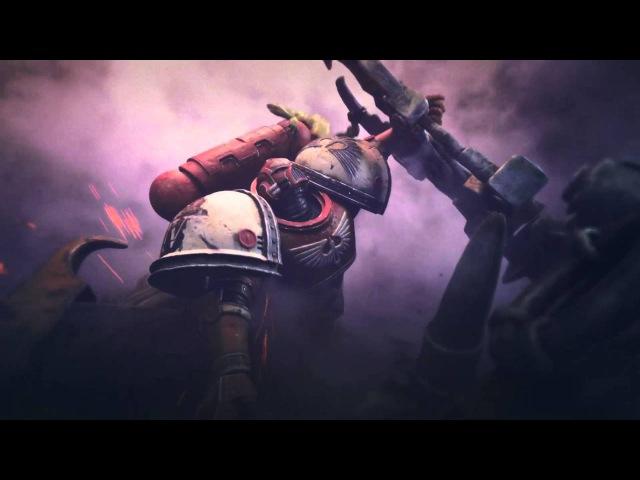 Warhammer 40 000 Dawn of War III анонсирующий трейлер