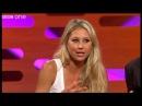 Anna Kournikova - The Graham Norton Show - BBC One
