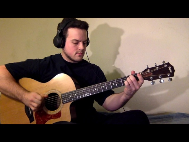 Du Hast - Rammstein (Fingerstyle Cover) Daniel James Guitar