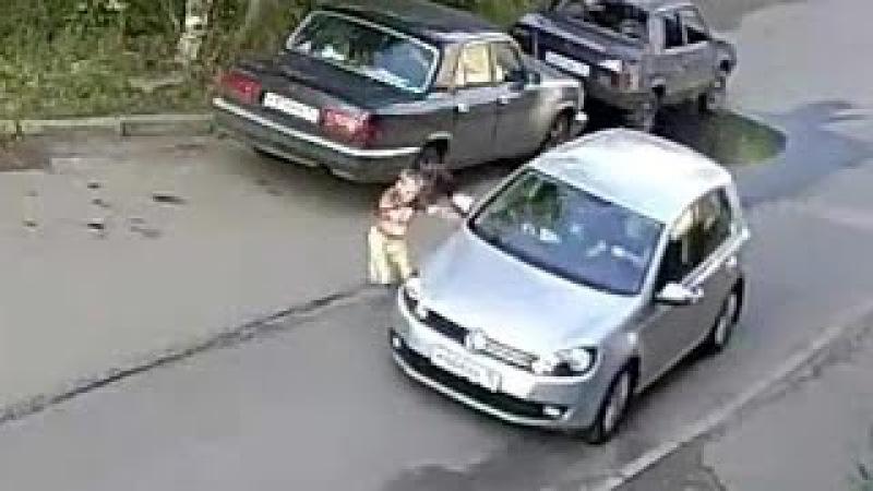 Как сбивают детей? Осторожно дети на дороге