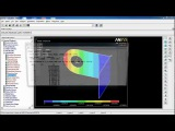 ANSYS - Lesson 15 Extrude Along Lines, 3-D Modeling
