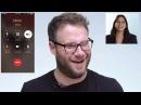Seth Rogen Hijacks A Stranger's Tinder | Vanity Fair