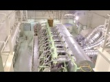 Maersk EEE class engine room overview