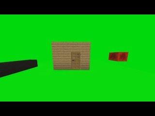Minecraft #2 [Fundo Verde - Green Screen]