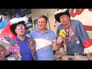 «Bonjour, EURO!» от 10.07.2016 (10:10) | Как Португалия и Франция готовятся к финалу ЕВРО