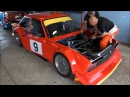 Fiat 124 Coupe Race Car with Rotary 20B engine