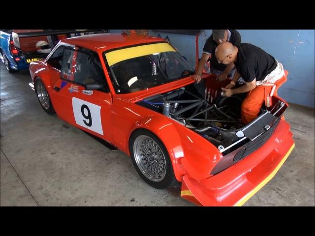 Fiat 124 Coupe Race Car with Rotary 20B engine » Freewka.com - Смотреть онлайн в хорощем качестве