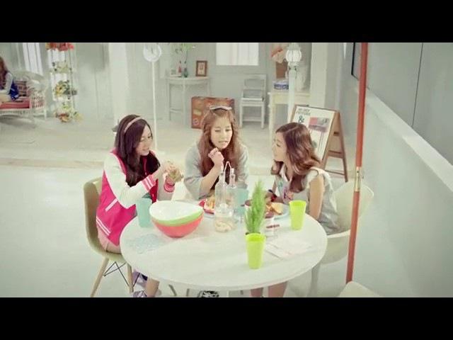 Корейский клип.