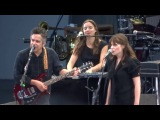 Never Had Nobody Like You - M. Ward w Zooey Deschanel (She &amp Him) @ the Hollywood Bowl 7-10-16