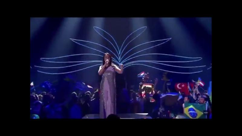 самая красивая опа (Евровидение 2017)
