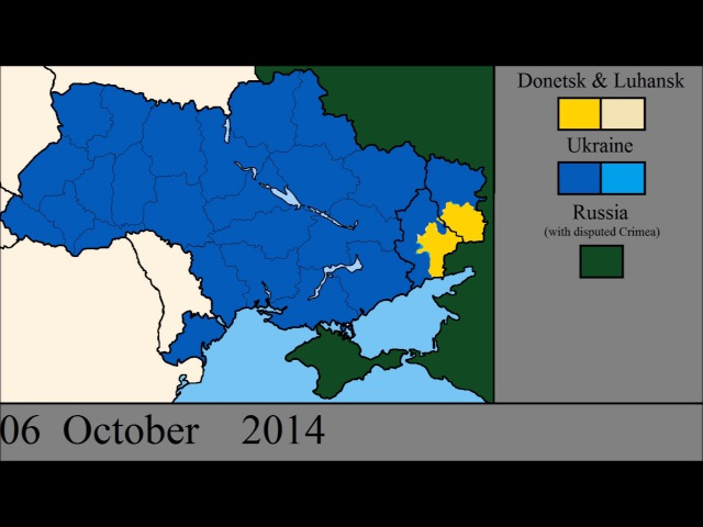 The Donbass War Every Day (So Far)