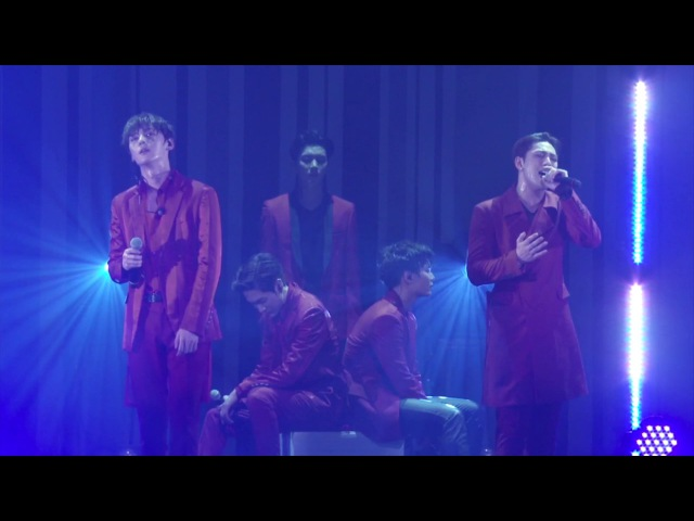 NUEST 雨のち永遠(2016 NUEST JAPAN TOUR ~ONE FOR L.O.Λ.E~)