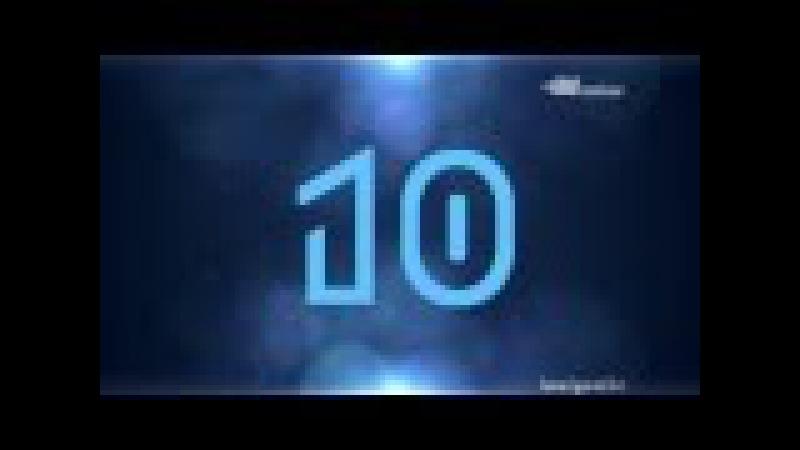 Лучшие 10 голов Евро 2012