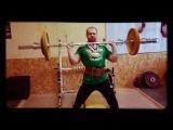 80kg/85kg/95kg/100kg (For Ivan Beritashvili)
