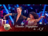 Claudia Fragapane and AJ Samba to 'Young Hearts Run Free' by Candi Staton - Strictly 2016 Week 5