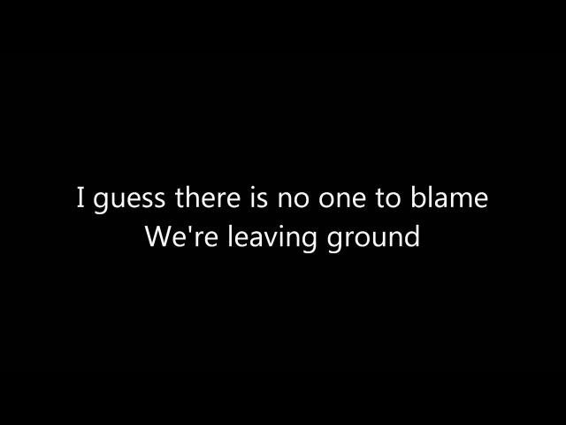 The Final Countdown - Europe (Lyrics)