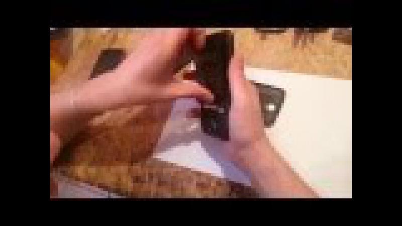 Как разобрать Lenovo A830 Ремонт телефонов Lenovo AYMobile Разборка телефона