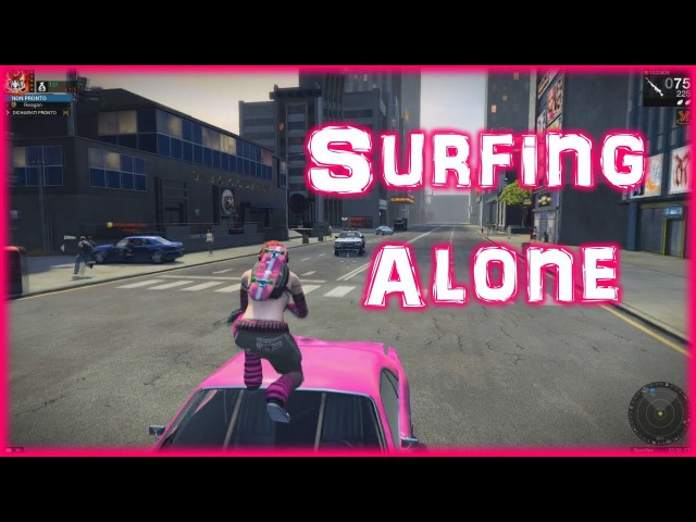 APB Reloaded: Surfing Alone [with an alig]