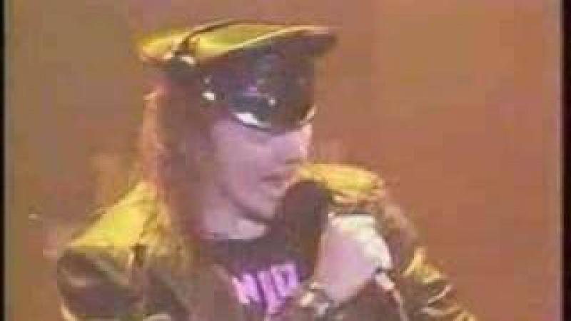 Guns N' Roses - Nightrain - Live At The Ritz 88