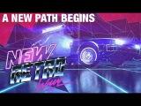 NewRetroWave End of 2016 Mix - (A New Path Begins) - 80s Retrowave Outrun Retro Electro