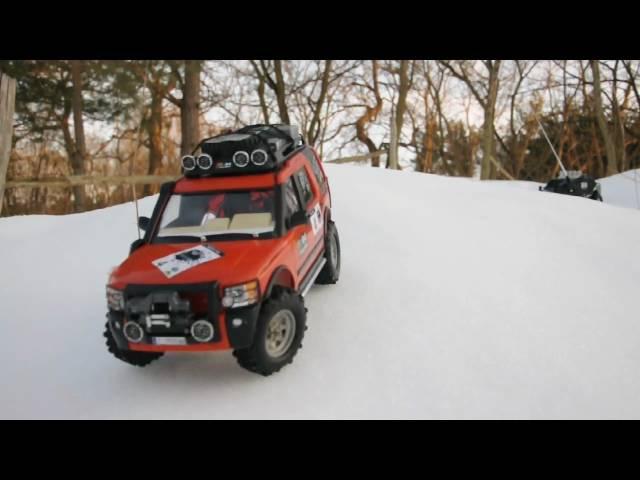Www.rc-trial.pl - Ford LR by Przemo part II